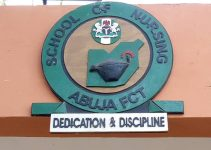 FCT School of Nursing school fees